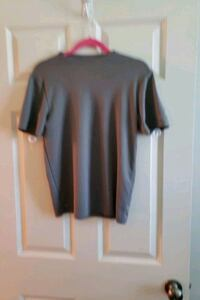 Athletic regular fit quick dry tee shirt