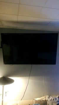"""50"""" Flat screen proscan television walmount not included"""