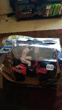 red and black toy ATV package Louisville, 40219