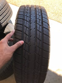 BF Goodrich Touring T/A Tires (4)
