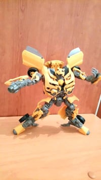 Transformers bumblebee dotm leader class  İstanbul