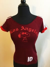 Women's Los Angeles Snoopie Tee small Toronto, M3J 1L7