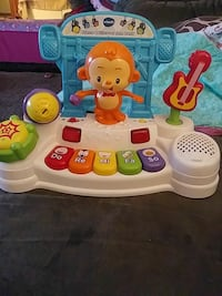 Baby toy music piano