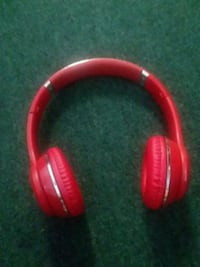 red and black wireless headphones Mobile, 36605