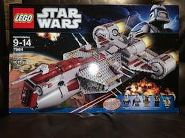 2011 LEGO Star Wars REPUBLIC FRIGATE 7964 MISB