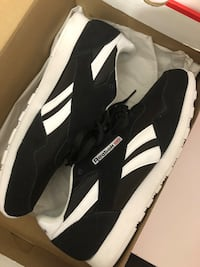 Reebok Classics Black&White Germantown, 20874