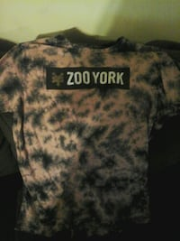 Zoo york tye dye shirt mens L  Surrey, V3T 1H9