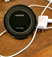 black Samsung wireless charging pad Reynoldsburg, 43068