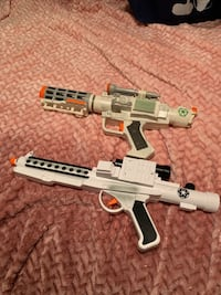Star Wars Guns for both
