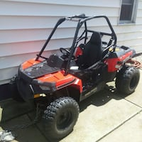 2017 Polaris Port Carbon, 17965