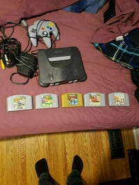 Nintendo 64 bundle sale or trade  Hamilton, L0R 1C0