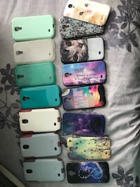 Samsung galaxy s4 case lot Fredericton, E3G 7N2