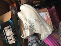 white athletic shoes Cottage Grove, 55016