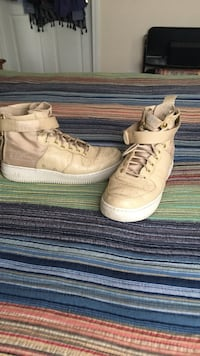 Nike Air Force one - special forces size 10 Columbus, 43016