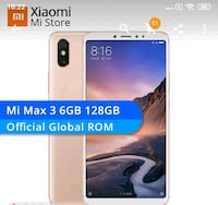 MI MAX LIBRE OFFICIAL GLOBAL 6.9 PULGADAS SABLE Madrid, 28041
