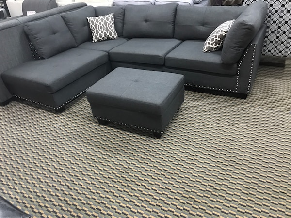 3 Piece Sectional  32703fe6-625a-44db-8f96-e6d2586f5af3