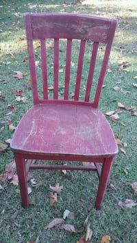 wooden  chair .great deal.