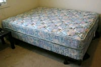 Queen size mattress(different than the picture) Surrey, V4N 0W2