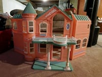 Vintage Barbie Dreamhouse  Ann Arbor