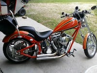 red and black cruiser motorcycle Grand Rapids, 49534