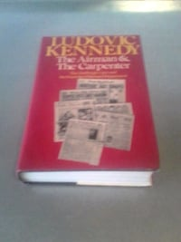 The Ainman & The Carpenter by Ludovic Kennedy book St. John's, A1S 1L7