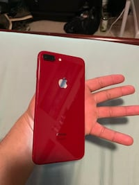Product red iPhone 8 Plus  Rockville, 20851