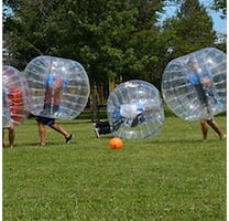 Inflatable Bumper Bubble Soccer Ball - Knocker Ball