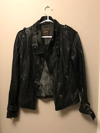 Danier Leather Jacket 537 km