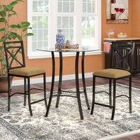 3 Piece Counter Height Dining Set Washington, 20005