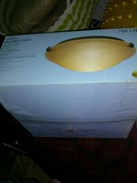 "New ceiling light fixture 12"" Alexandria, 22306"