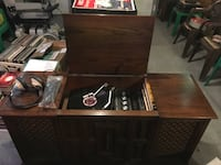 Antique Sears Record/Radio Stereo Cabinet New York, 11420