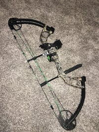 Bear Cruzer X Right-handed Compound Bow + Accessories  Spring Grove, 17362