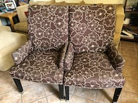 2 Upholstered Dining/Side Chairs San Diego, 92130