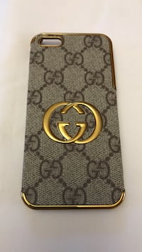 GUCCI iPhone 5/5s phone case  Great Falls, 22066