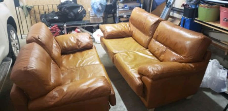 Sofa and loveseat 3