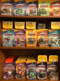 SKYLANDERS SUPERCHARGERS VEHICLES $2 EACH 11 CHARACTERS TO CHOOSE FROM!!! Marksville, 71351