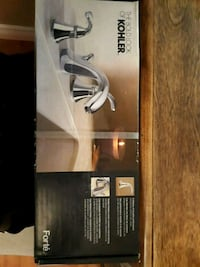 Kohler widespread bathroom faucet  Edmonton, T5R 0Z5