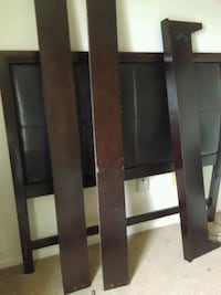 brown wooden headboard Lancaster, 17603