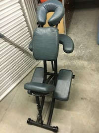 Grey leather exercise equipment Yonkers, 10701