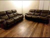 Free full size couches.  please pick up . Las Vegas, 89128