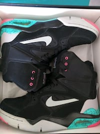 Nike Air Command Force Sneakers. Size 9.