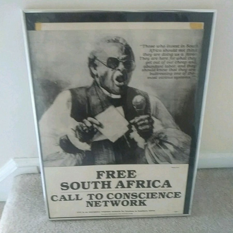 Free South Africa call to conscious net work
