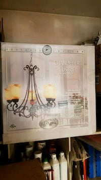 5 Light Chandelier Edmonton, T5T 4A8