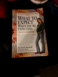 What to Expect When You're Expecting book Mission, V2V 0A3