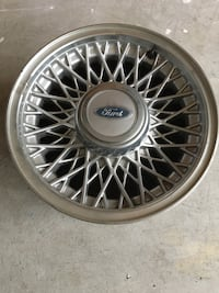 "16"" ford rims (3) available"