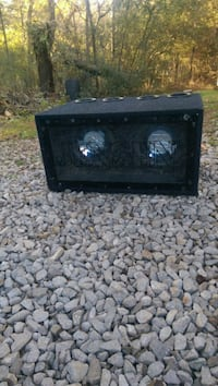 "Jensen 500 watts10""aubs make off"
