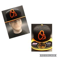 Brand New 59 Fifty New Era MLB Fitted Baltimore Orioles Cap. Available Now  Hanover, 21076