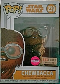 Chewbacca Funko Pop  Tempe