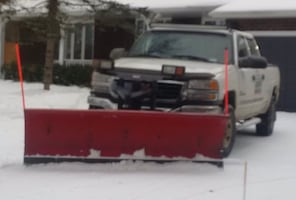 Snow plowing/Removal