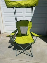 Canopy Camping  Chair with travel bag